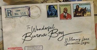 Download Burna Boy – Wonderful (prod. Telz)
