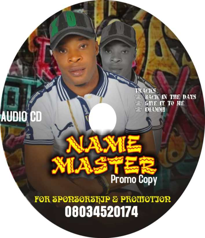 Name Master - Give It To Me