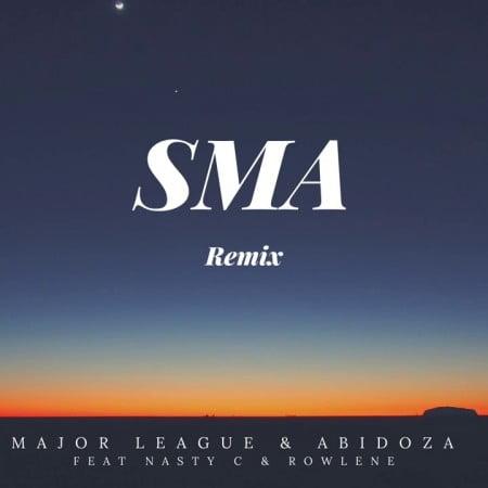 Major League & Abidoza ft. Nasty C & Rowlene – Sma (Amapiano Remix)