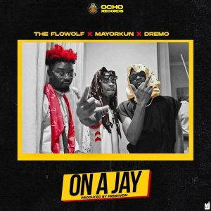 Download The Flowolf ft. Mayorkun, Dremo – On A Jay