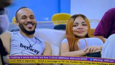 Photo of BBNaija: Ozo Explains What Happened In The Shower With Nengi