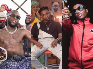 [AMust Read] Is This Happening Already? Fireboy, Rema and Mayorkun Already Taking Over From Wizkid, Burna Boy and Davido