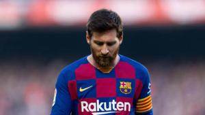 Nobody At Man City Has Spoken About Messi – Garcia