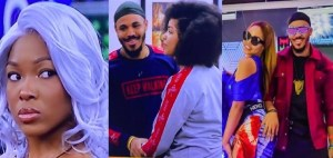 BBNaija: Vee Warns Ozo To Stay Away From Nengi So As To Avoid Third Strike