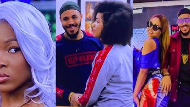 Photo of BBNaija: Vee Warns Ozo To Stay Away From Nengi So As To Avoid Third Strike