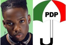 "Photo of MATTERS!! Rema Accuses The People Democratic Party ""PDP"" of Killing His Father ""Justice Ikubor"" – Do You Think PDP Will Let This Slide? (See This)"