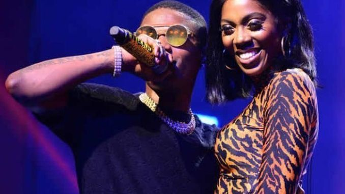 BEEF ALERT!! Tiwa Savage VS Wizkid, It Seems Motor Don Jam Egungun Finally! (You Need To See This)
