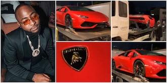 Photo of Davido Buys Brand New Lamborghini Worth N200 Million