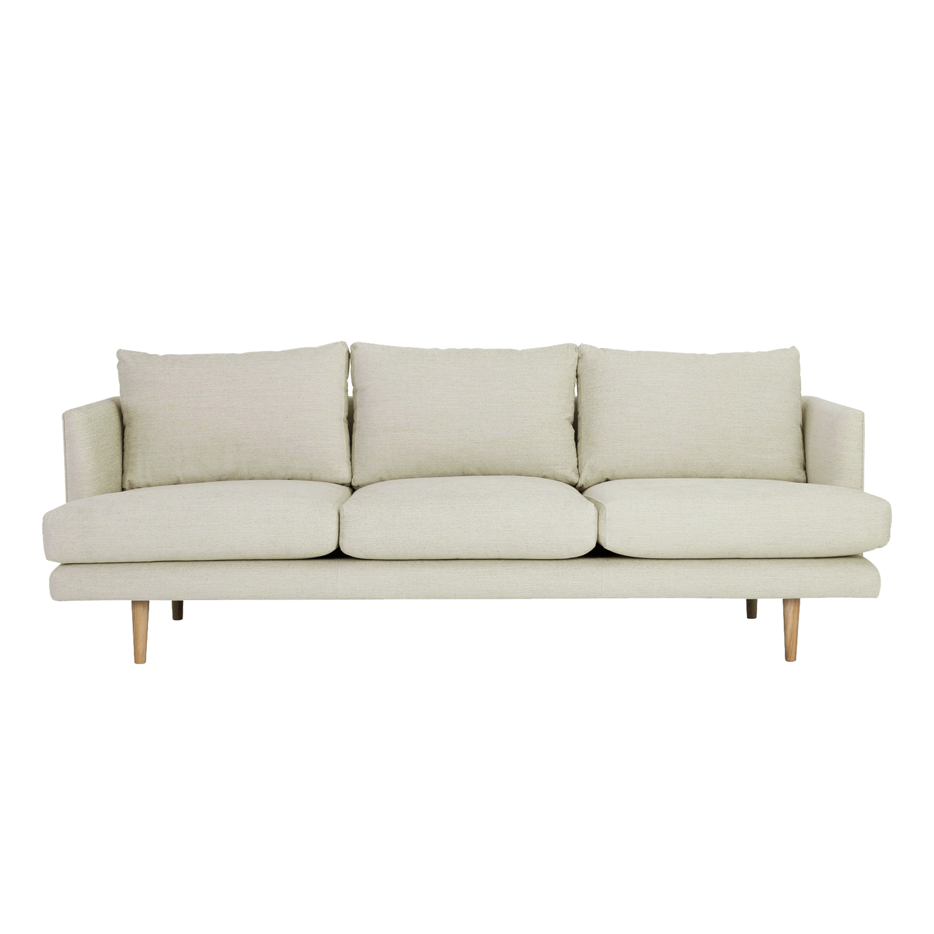 next quentin sofa bed review 2 piece covers buy 3 seater sofas online in singapore hipvan duster almond image 1