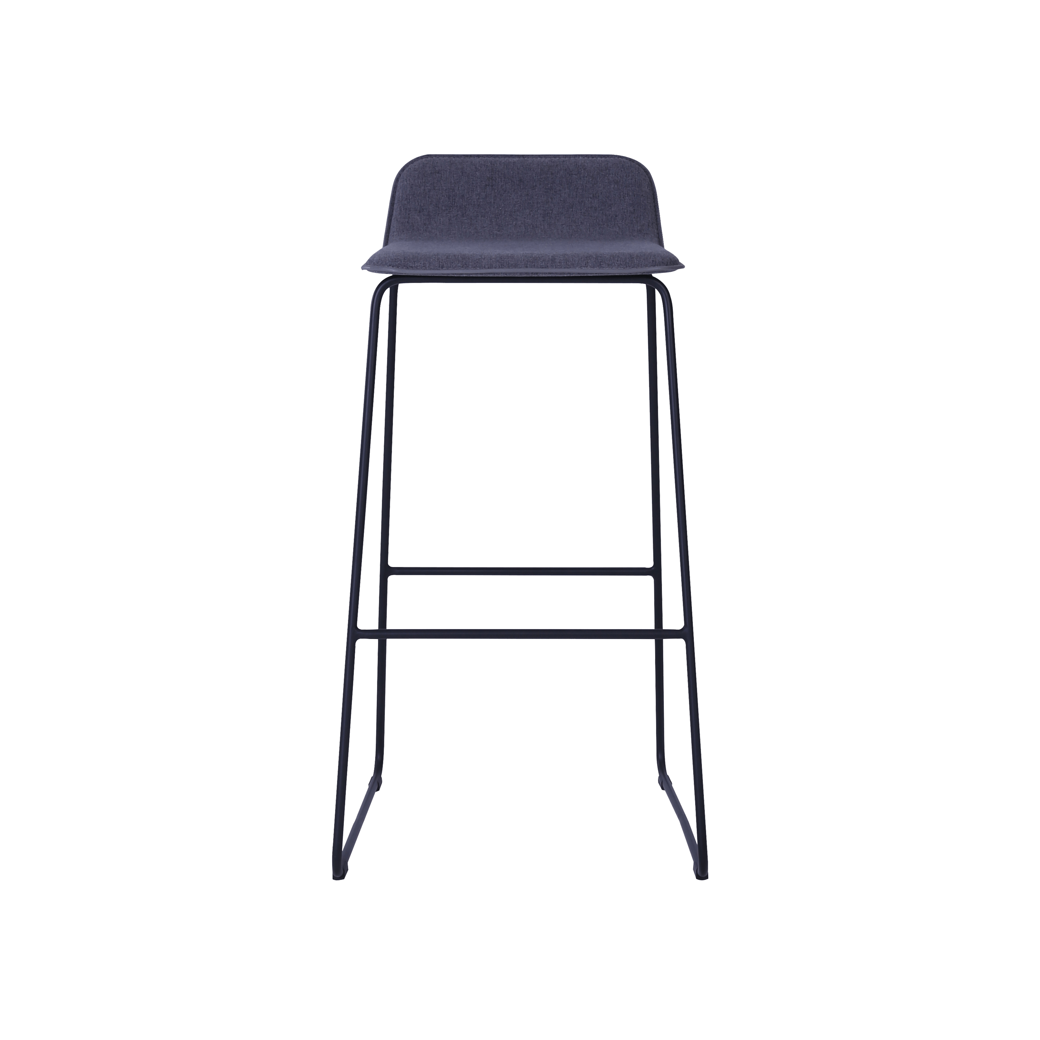 nice chair stool ergonomic requirements buy bar stools dining online in singapore hipvan scotia battleship grey black image 1
