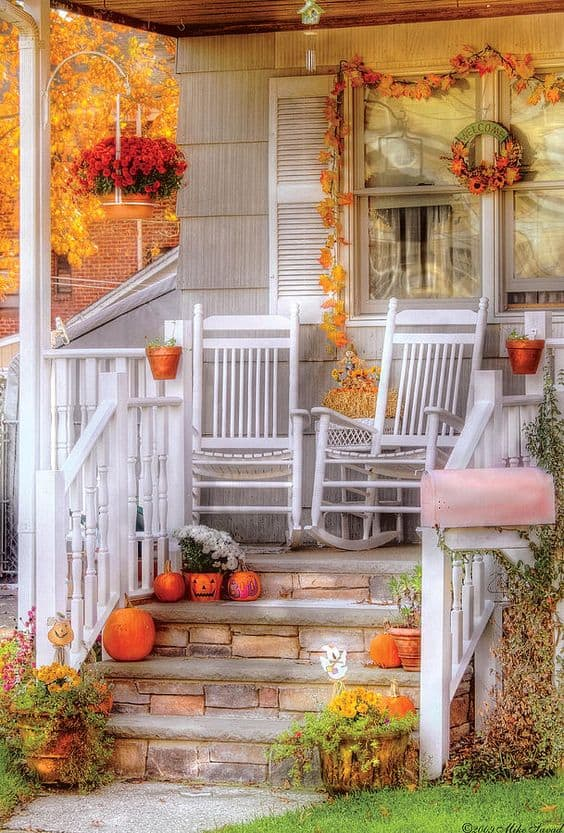 ab rocker chair covering a wingback front porch halloween decoration ideas (february 2018)