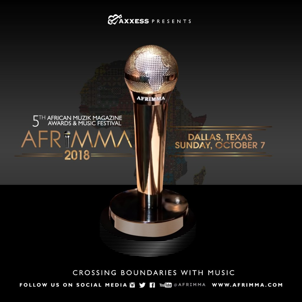 Davido, Wizkid, Tiwa Savage Nominated For 2018 AFRIMA Awards
