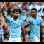 Manchester city vs Huddersfield 6-1 all football highlights