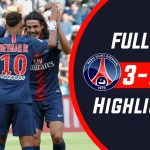 PSG VS Angers 3-1 All Goals Highlights