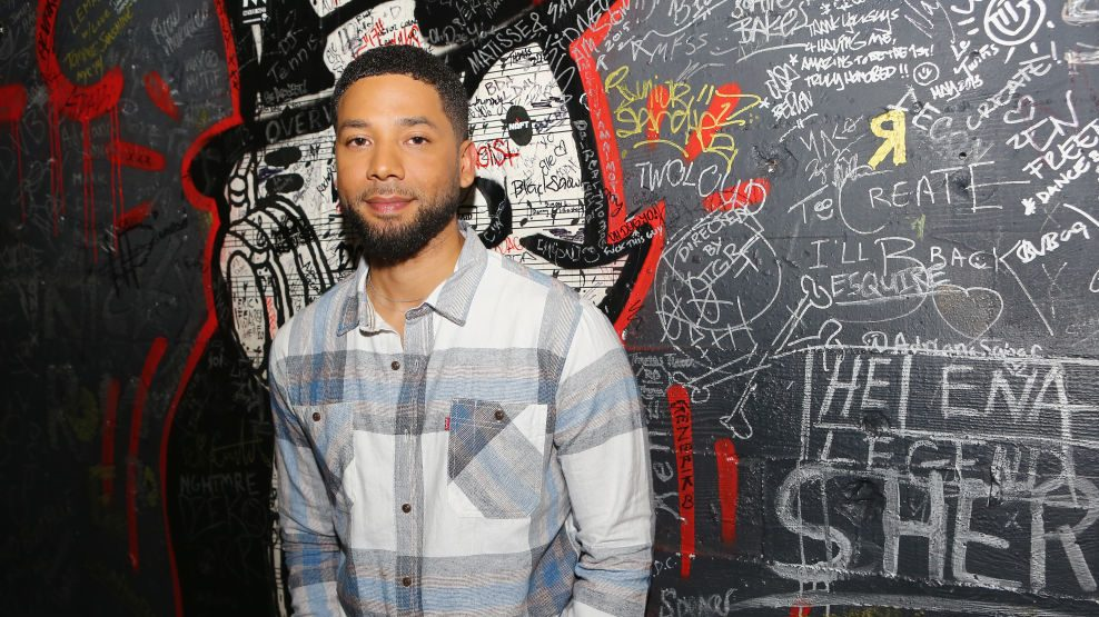 """The Empire Star """"Jussie Smollett"""" Turned Down Extra Security Days Before Brutal Attack"""