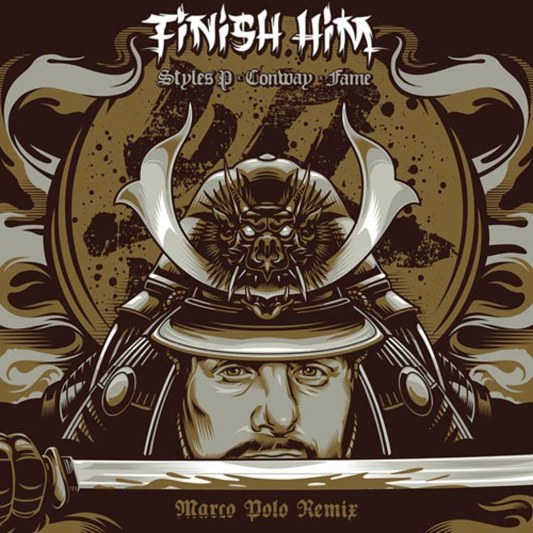 Finish Him ,Remix
