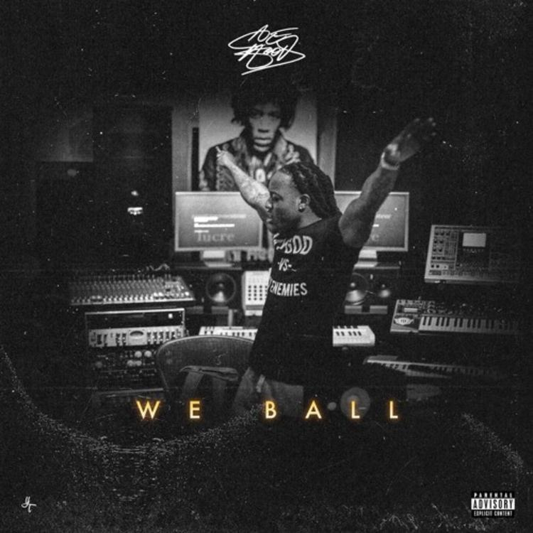 """Ace Hood Busts Out The Six-String For """"We Ball"""""""