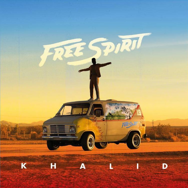"Khalid ""Free Spirit"" Album"