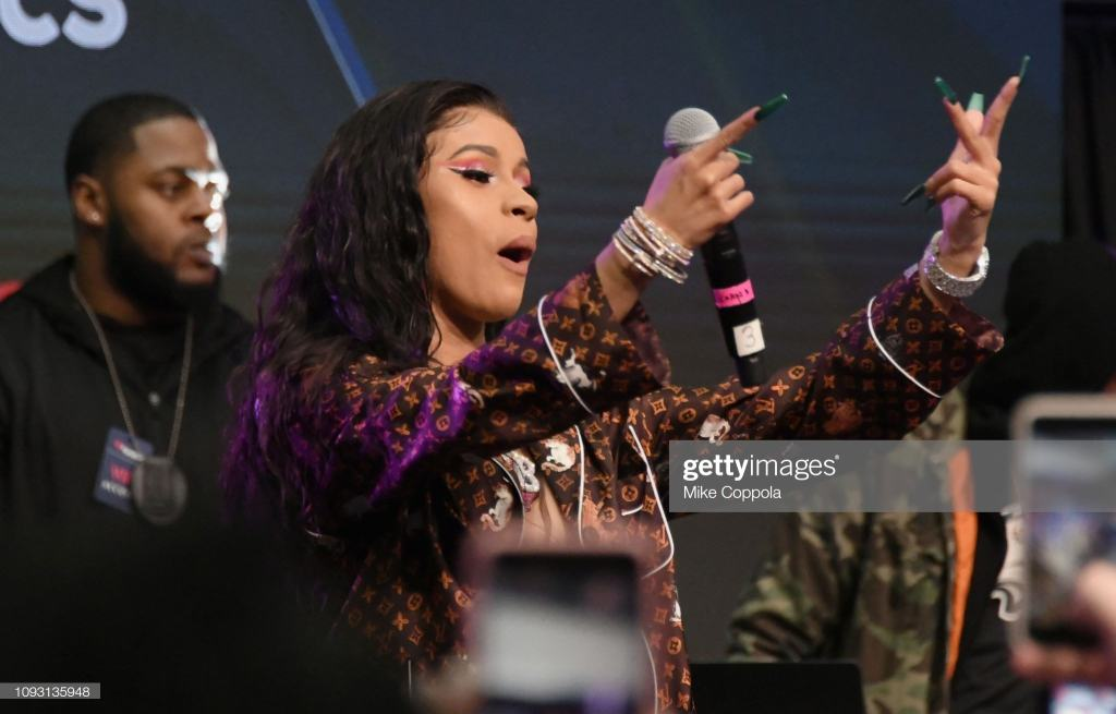 """Cardi B Announces Her New Album This Year, """"Invasion of Privacy"""""""