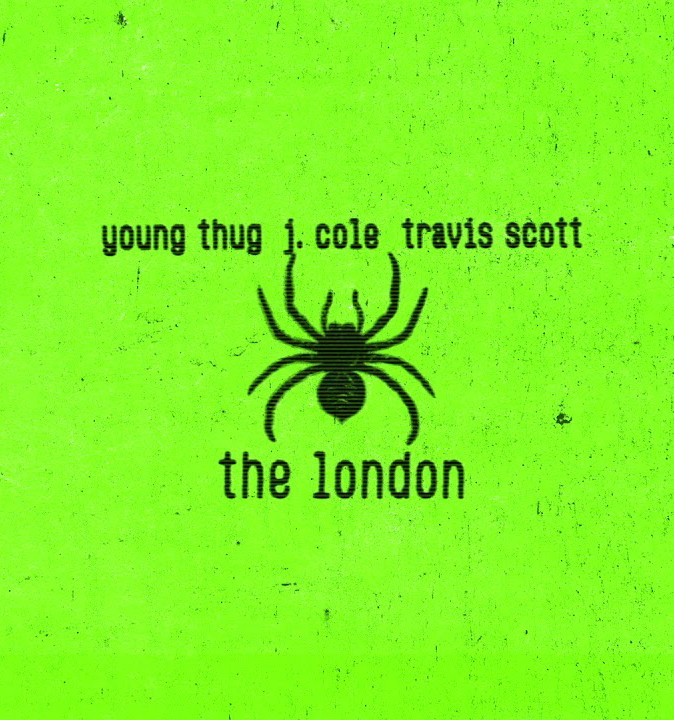 Young Thug – The London (ft. J. Cole & Travis Scott) [Audio]