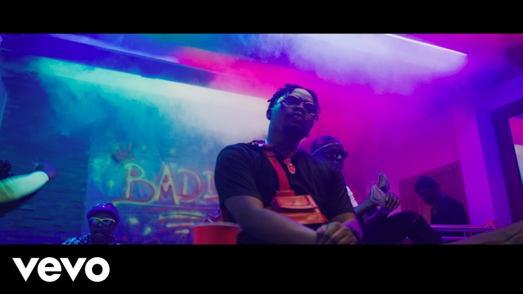 Download: Olamide – Oil and Gas Mp4
