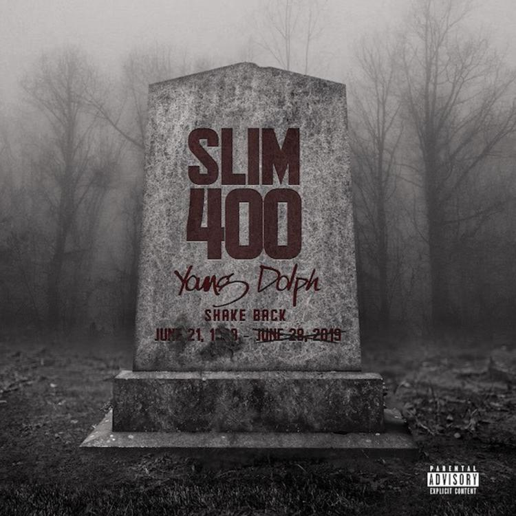 Slim 400 – Shake Back ft. Young Dolph (Audio)