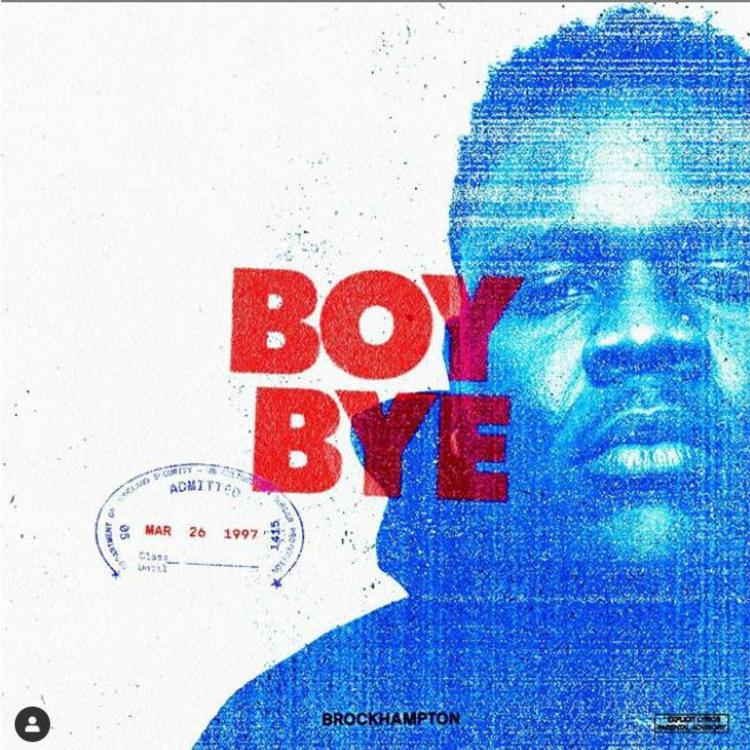 BROCKHAMPTON – Boy Bye (Audio)