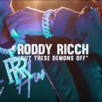 """Roddy Ricch """"Cut These Demons Off"""" Feat. Sonic  (Video)"""