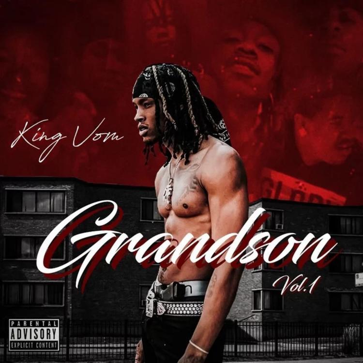 """King Von """"Grandson Vol. 1"""" Album"""