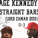 Page Kennedy – Straight Bars (Lord Jamar Diss)