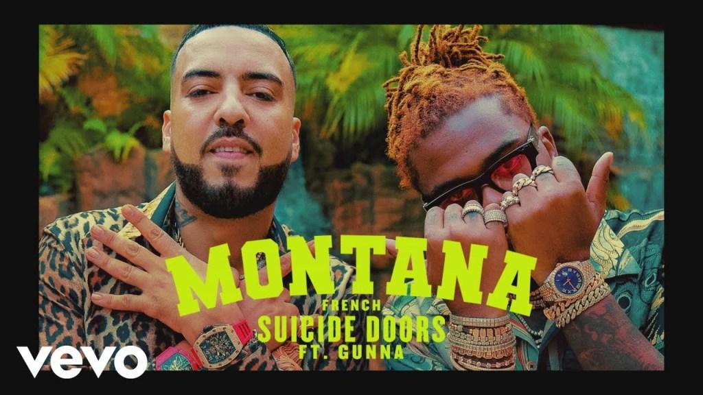 French Montana – Suicide Doors Ft Gunna