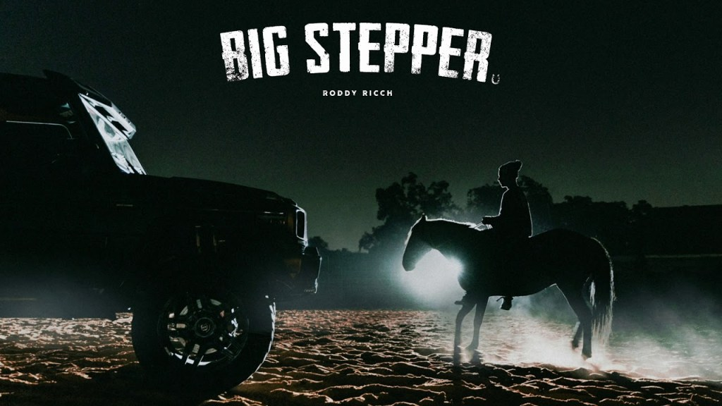 Roddy Ricch – Big Stepper (Audio)