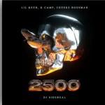 Dj Sidereal – 2500 Ft Lil Keed, K Camp, & Cheeks BossMan (Audio)