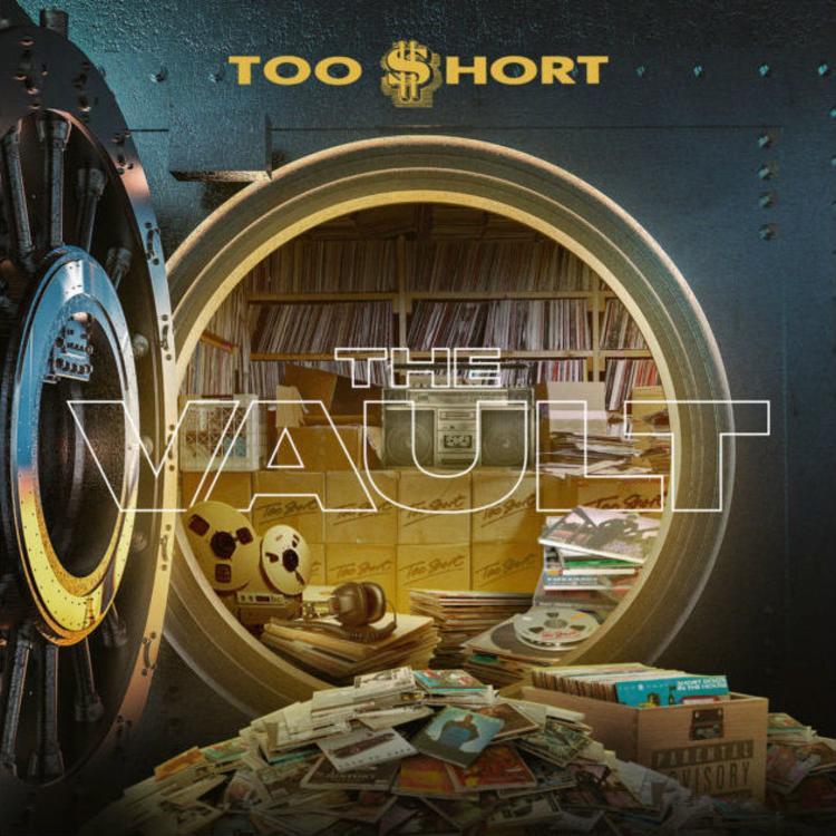 """Too Short – """"The Vault"""" Album"""