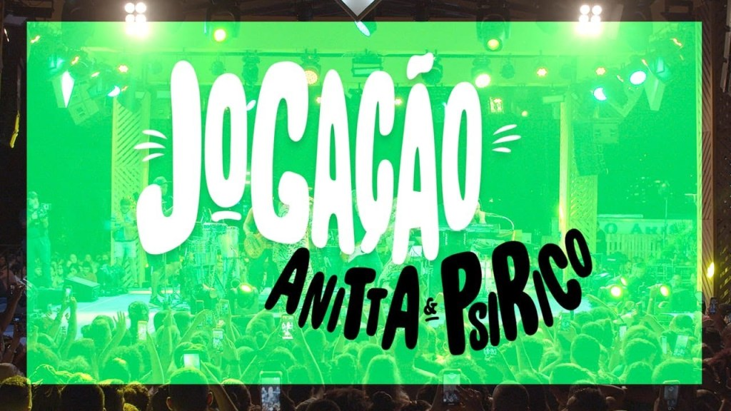 Anitta Jogacao Mp4 video