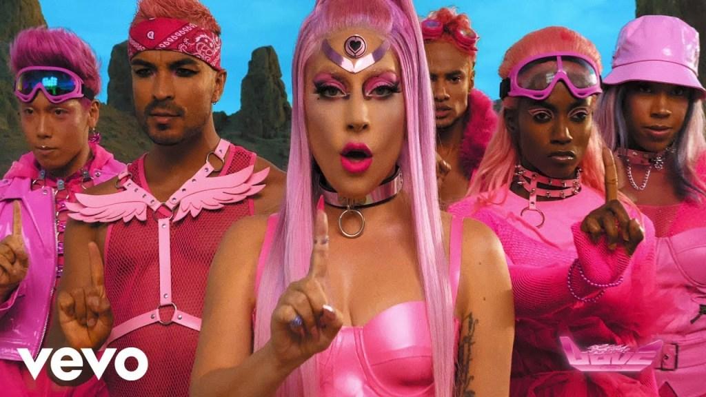 Lady Gaga – Stupid Love (Video)