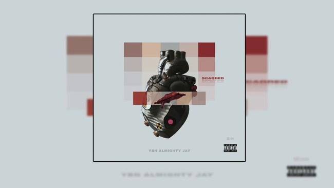 YBN Almighty Jay – Scarred (Audio)