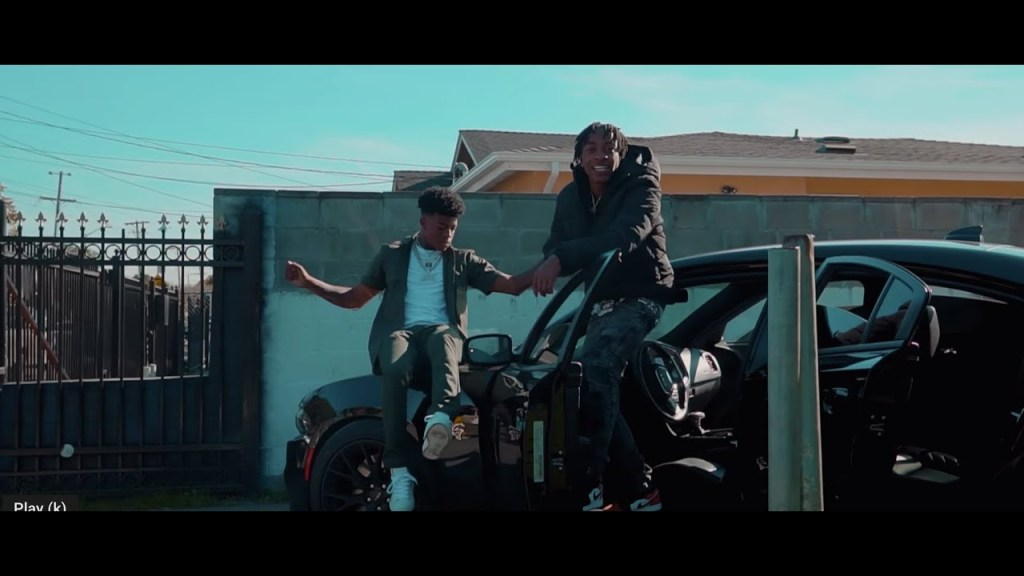 Yungeen Ace Cross Me Mp4 video