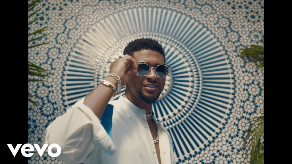 Usher Don't Waste My Time Mp4 Video download