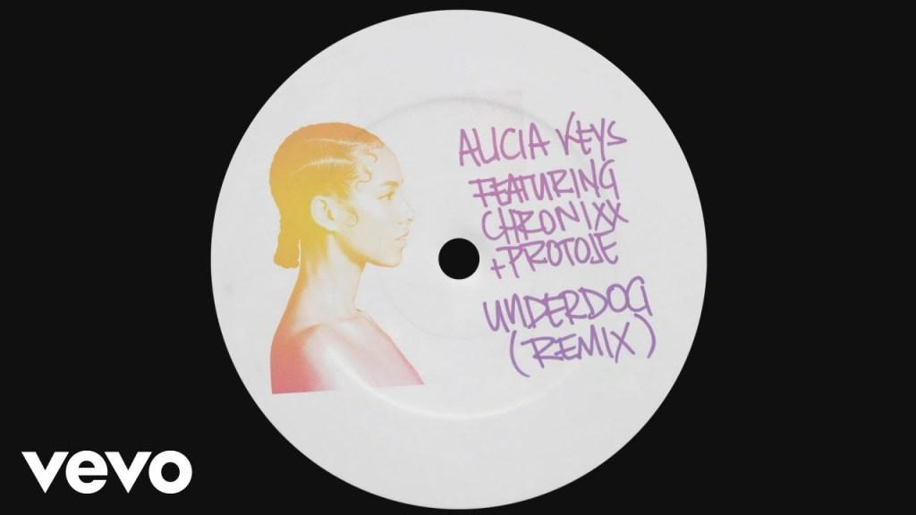 Alicia Keys Underdog Remix