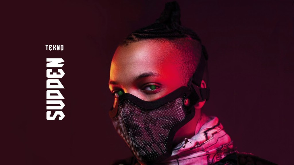 Sudden By TEKNO Mp3 Download