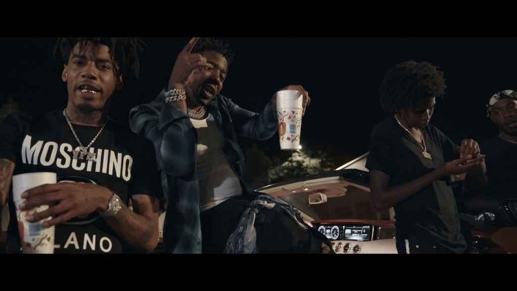 YFN Lucci Moma Told Me Video