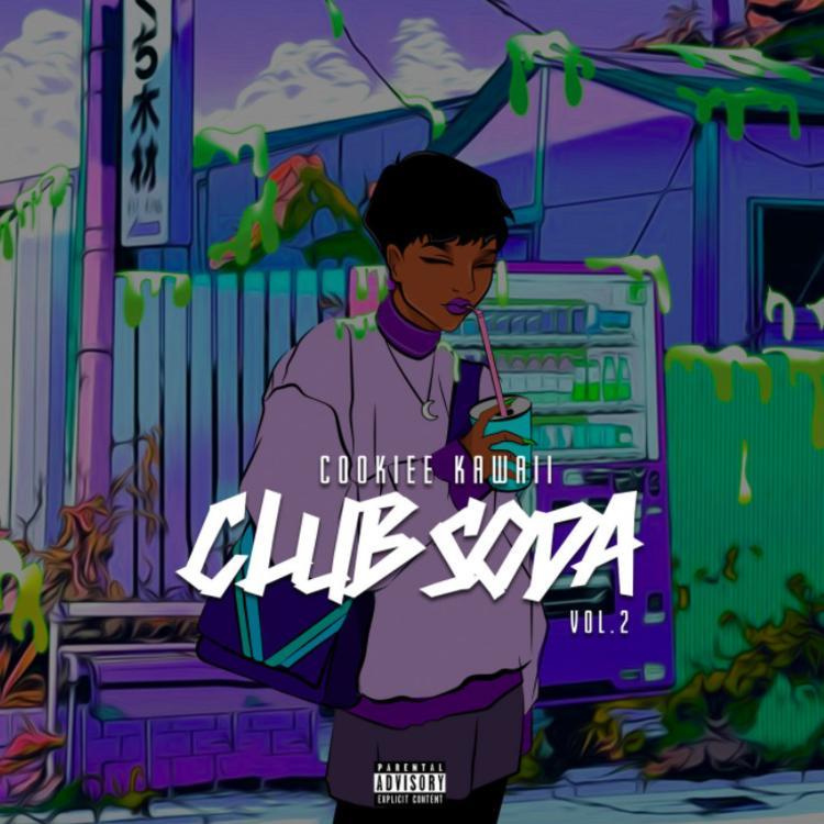 Cookiee Kawaii Club Soda Vol. 2 Album Download