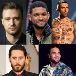 Top 5 most handsome American music artistes