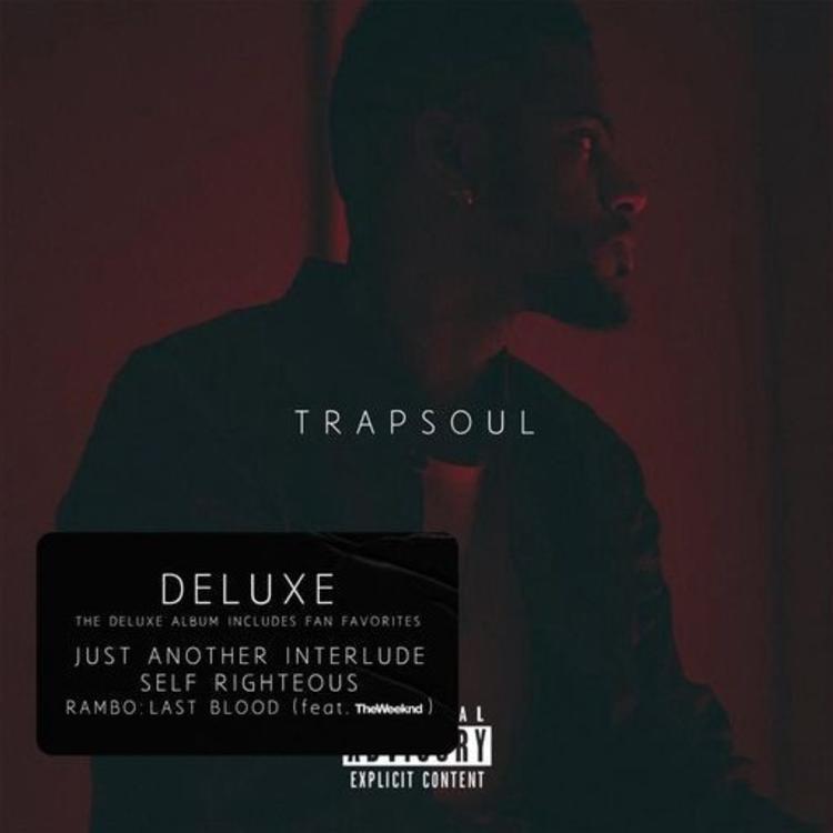 Bryson TRAP SOUL Deluxe Album