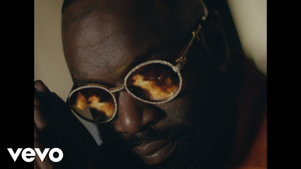 Rick Ross Pinned to the Cross Video