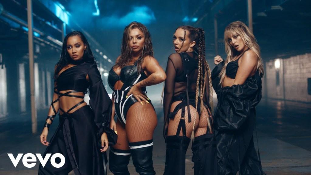 Little Mix Sweet Melody Video