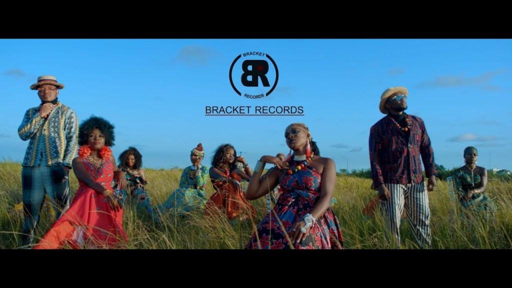 Bracket - African Woman (Video)
