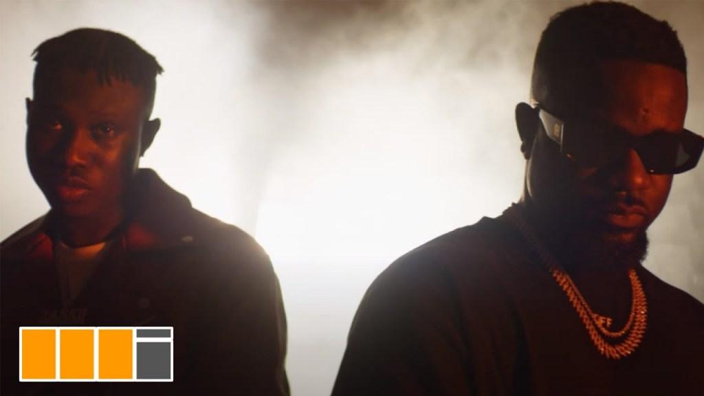 Sarkodie – Hasta La Vista Ft Zlatan & Rexxie [Video]