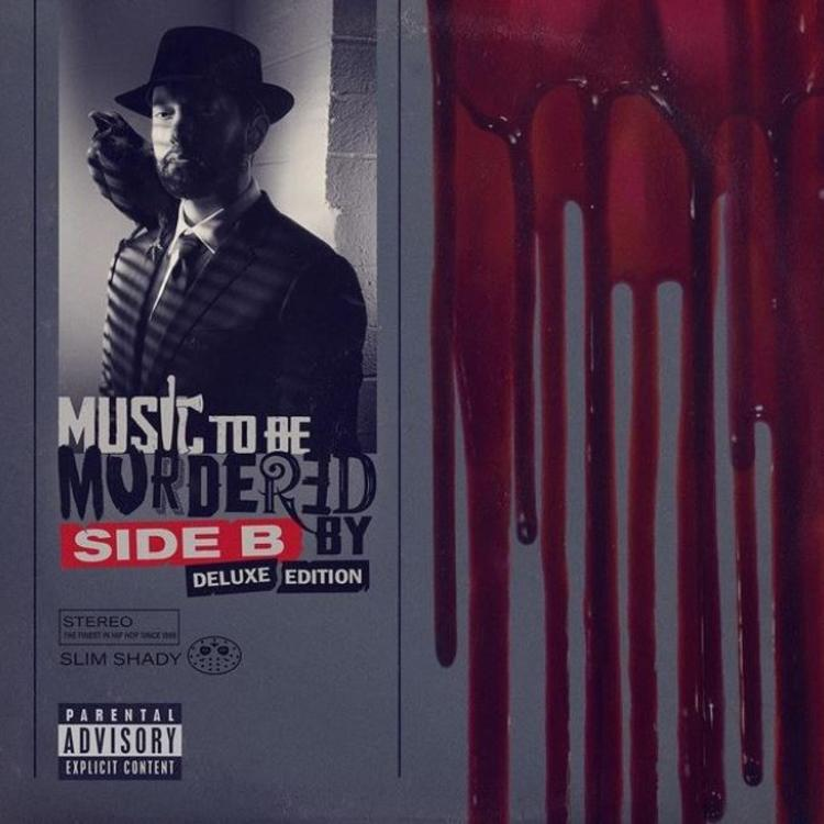 Eminem Music To Be Murdered By Side B Album